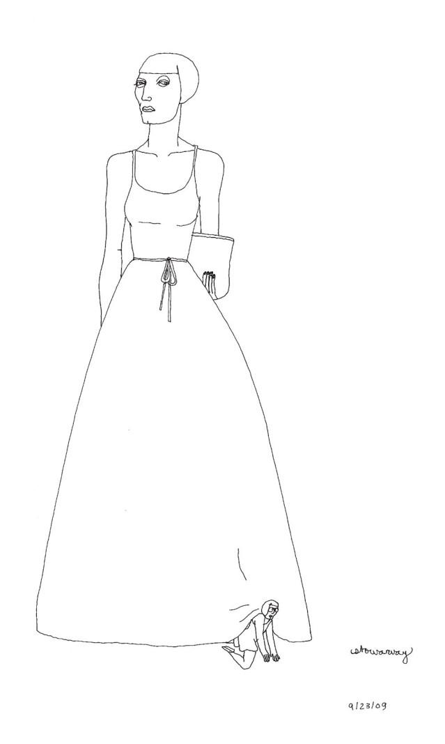 Her Emmy Dress