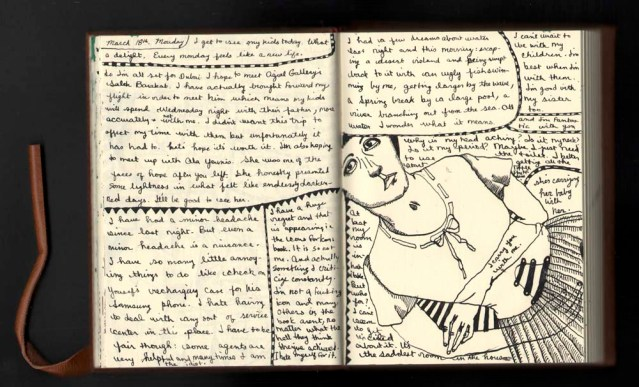 diary march 18 2013