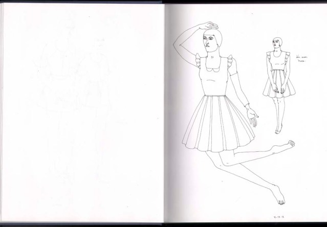 blue sketch 09