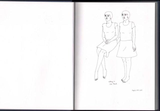 blue sketch 19