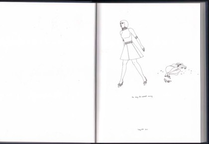 blue sketchbook 27