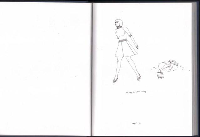 blue sketchbook 27