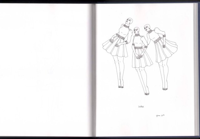 blue sketch 33
