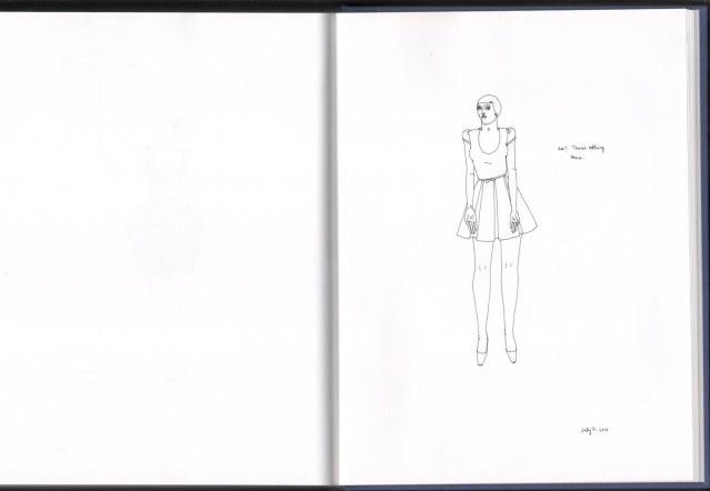 blue sketchbook 40
