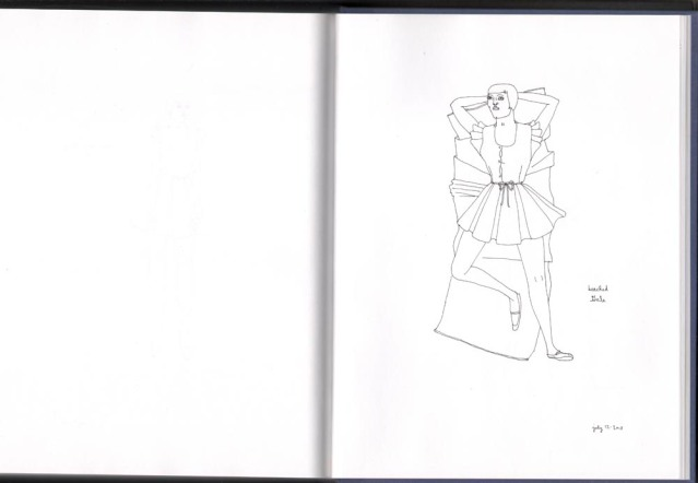blue sketchbook 41