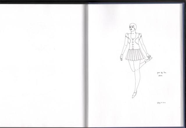 blue sketchbook 42