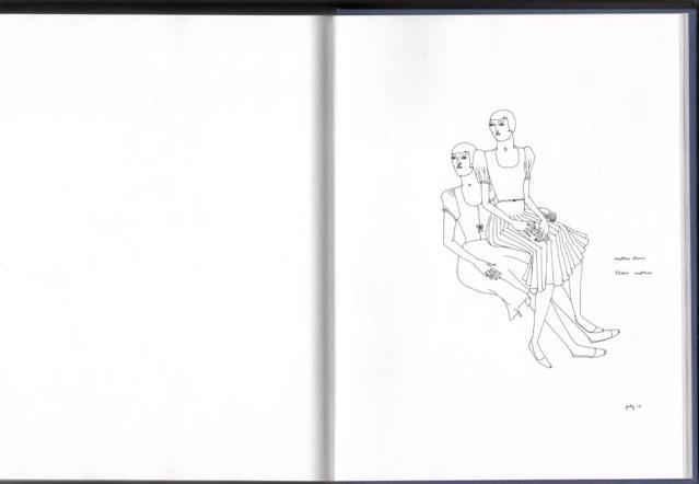 blue sketchbook 43