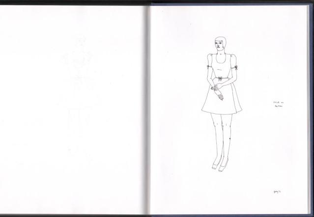 blue sketchbook 45