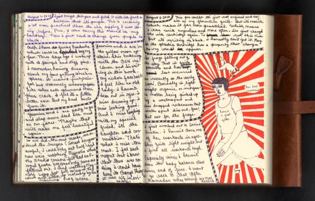 diary august 1 and 2 2013