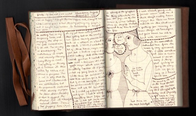diary august 16 2013