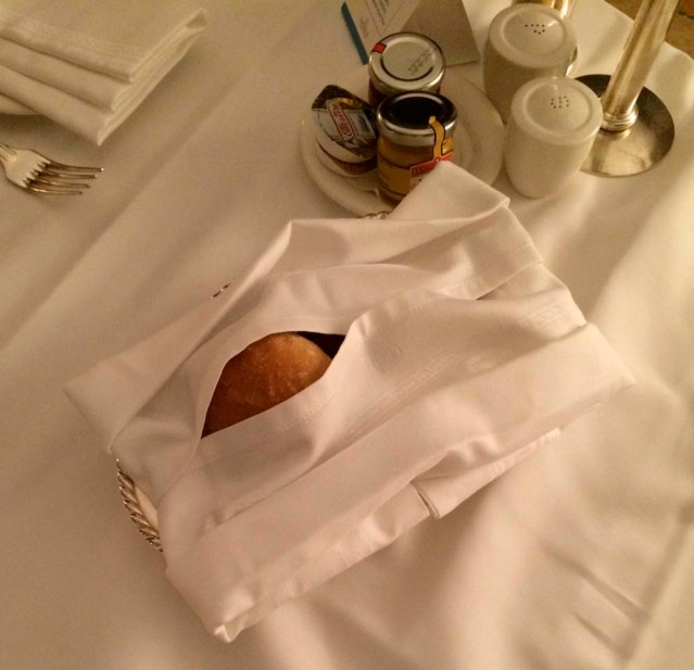 that night, room service. club sandwich of course. here, a shy bread roll. i was supposed to write my artist's statement that evening but went to bed at eight