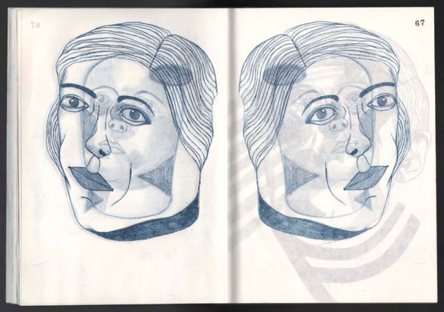 morning breath } in triplicate