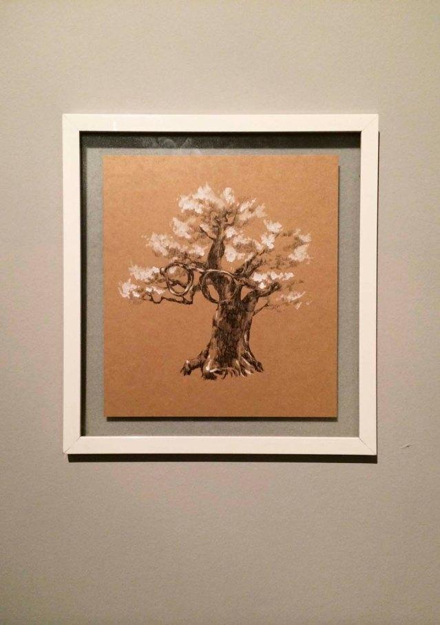 four-eyed tree