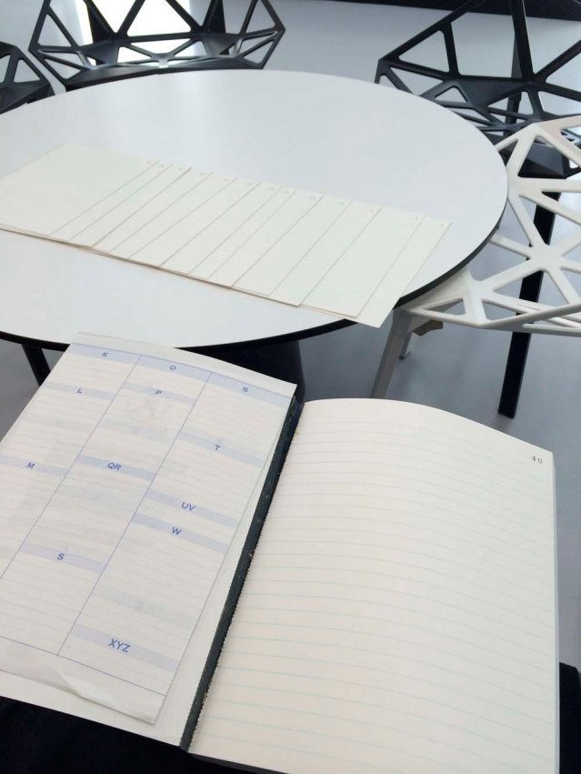 preparing pages for the workshop. i'd never done a workshop before, whether given or taken. so i was nervous