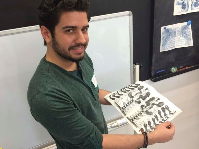 dany and his work. again, it was a pleasure for me to see what these guys came up with