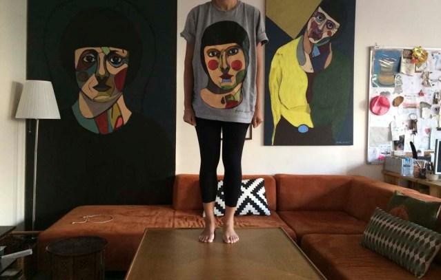 mahmoud's t-shirt