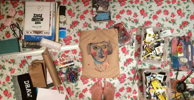 i'll never paint like schiele but i do hope to achieve his deftness and fluidity