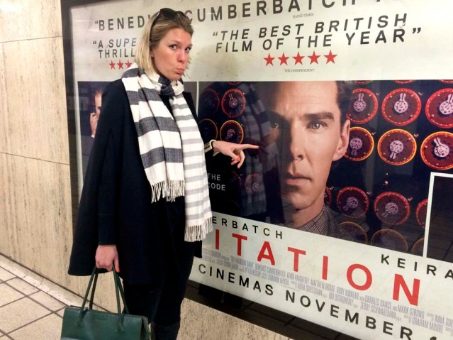 of course she's sad. benedict you have broken anna's heart