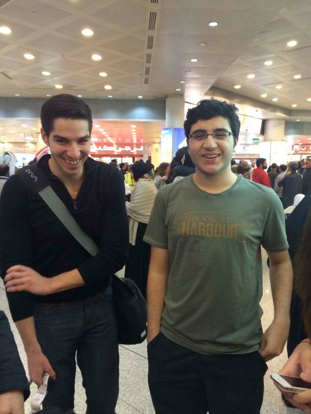 omar and khaled