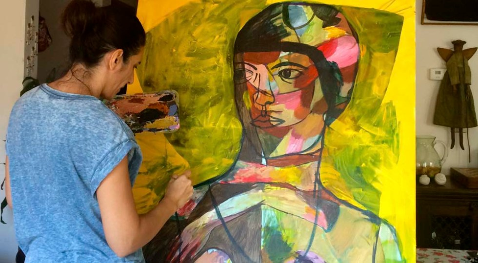 painting feature