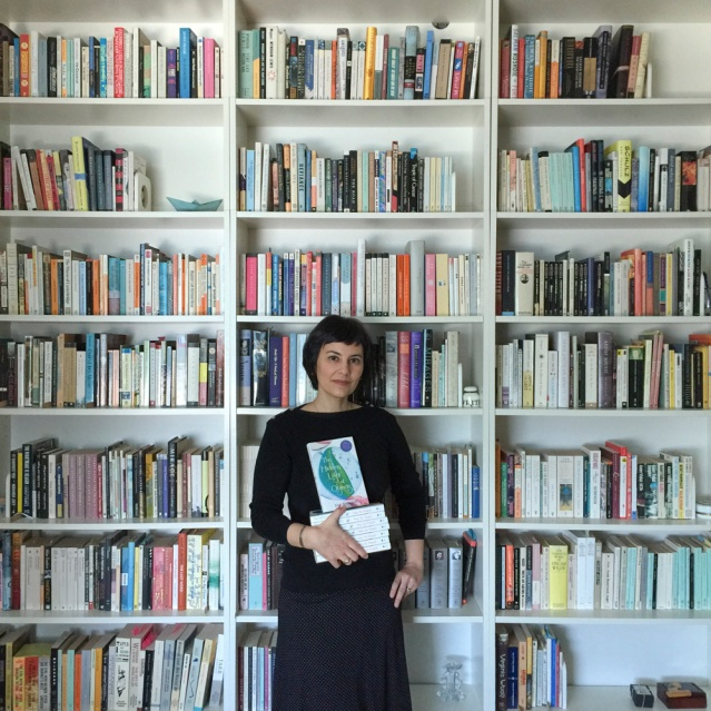 I spent a lovely morning with my dear friend mai al-nakib, whose award-winning book 'the hidden light of objects' is out in paperback