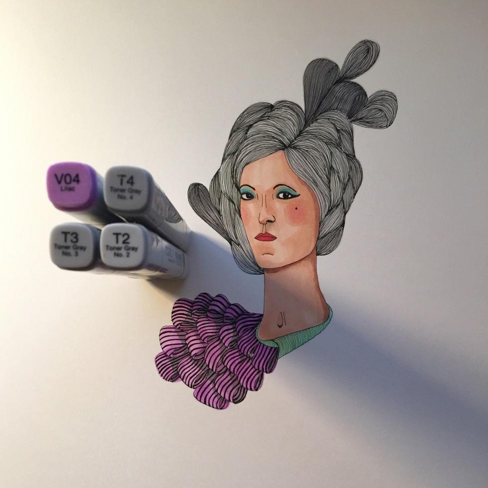 her bazooka